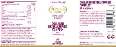 Æterna Gold Collagen Restructuring Complex
