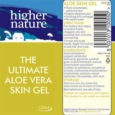 The Ultimate Aloe Skin Gel