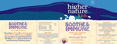 Soothe and Immune