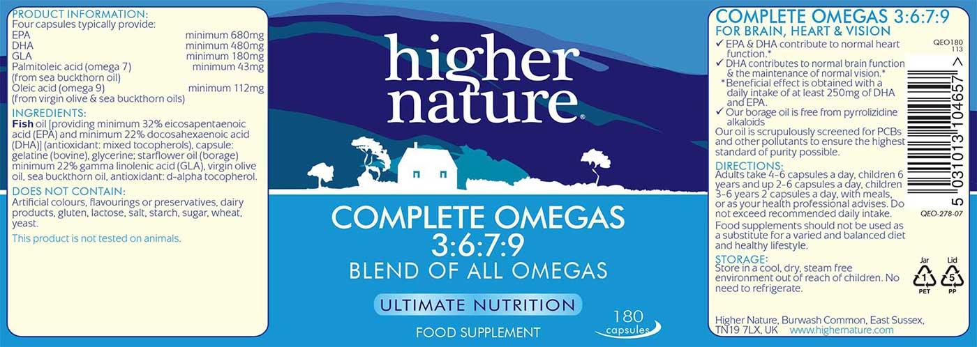 Higher Nature Starflower Oil Reviews