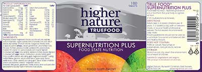 Supernutrition Plus