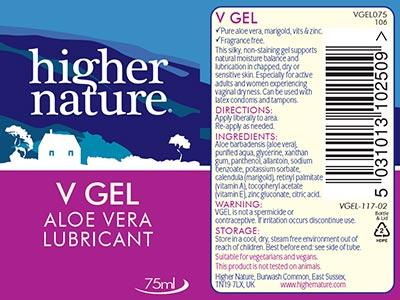 Higher Nature V Gel Review