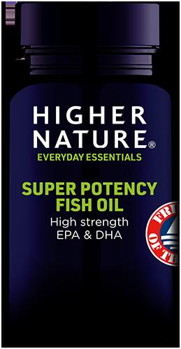 Super Potency Fish Oil