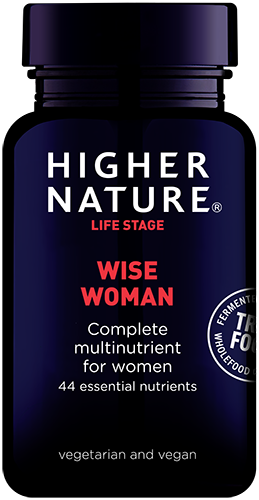 True Food Wise Woman